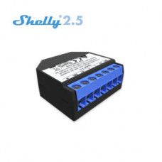Shelly 2.5 Dual WiFi Switch mit Energiemessung