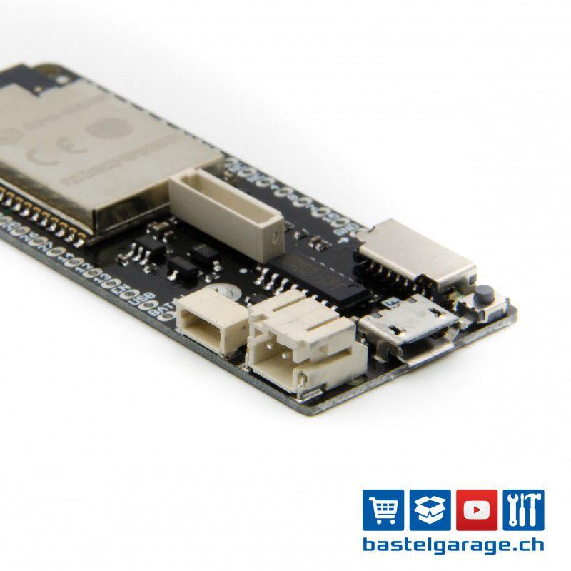 LOLIN D32 pro ESP32 Board - 16MB FLASH - 8MB PSRAM