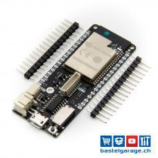 LOLIN D32 pro ESP32 Board - 16MB FLASH - 8MB PSRAM