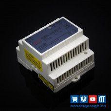 DR-60-12 Schaltnetzteil 12VDC 5A 60W DIN-Montage