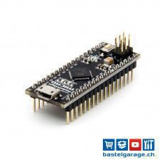 Arduino Micro kompatibles Board ATmega32U4-MU
