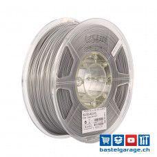 PLA+ Filament 1.75mm Silber 1Kg eSun