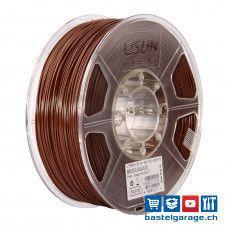 PLA+ Filament 1.75mm Braun 1Kg eSun