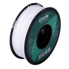PETG Solid Filament 1.75mm Weiss 1Kg eSun