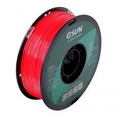 PETG Solid Filament 1.75mm Rot 1Kg eSun