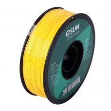 PETG Solid Filament 1.75mm Gelb 1Kg eSun