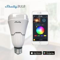 Shelly Bulb Smart WiFi RGB+W LED Lampe