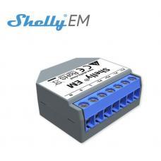 Shelly EM 2-Kanal Energiemessgerät