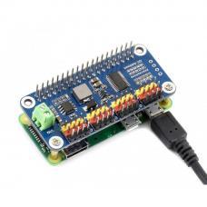 Servo Treiber HAT für Raspberry Pi 16-Kanal mit I2C