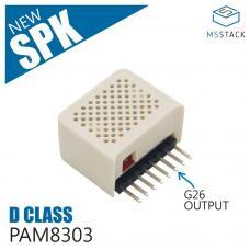 M5StickC Speaker HAT Lautsprecher PAM8303