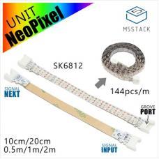 10cm M5Stack SK6812 RGB LED Strip