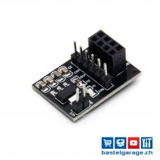 NRF24L01+ PCB Adapter