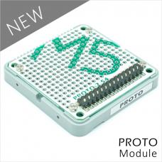 M5Stack Proto Module mit Extension / Bus Socket