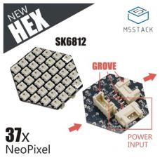 M5Stack HEX RGB LED Board SK6812