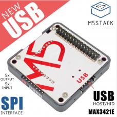 M5Stack USB Host Module mit MAX3421E