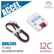 M5Stack ACCEL Unit 3-Achsen Digitalbeschleunigungssensor ADXL345