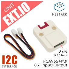 M5Stack Extend Serial I/O Unit PCA9554PW Port Expander
