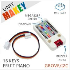 M5Stack MAKEY 16-Kanal Kapazitive Touch Unit mit MEGA328P