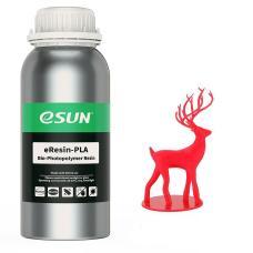 eResin-PLA Rot 1Kg UV 405nm eSun