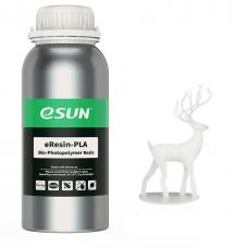 eResin-PLA Weiss 1Kg UV 405nm eSun