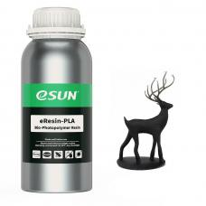eResin Bio-Resin PLA Schwarz 1Kg UV 405nm eSun