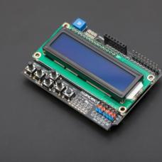 DFRobot 1602 LCD Keypad Shield für Arduino