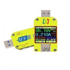 UM34C USB Tester Messgerät QC3.0