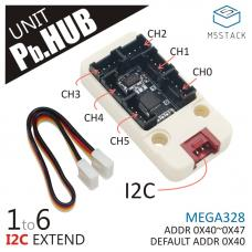 M5Stack Pb.HUB IO Erweiterung Unit mit MEGA328