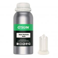 Resin Water Washable Clear 0.5Kg UV 405nm eSun