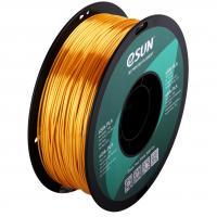 eSilk-PLA Gold Filament 1.75mm 1Kg eSun