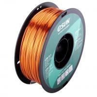 eSilk-PLA Kupfer Filament 1.75mm 1Kg eSun