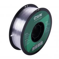 PETG Natural Transparent Filament 1.75mm 1Kg eSun