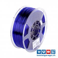 PETG Blau Transparent Filament 1.75mm 1Kg eSun