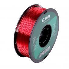 PETG Magenta Transparent Filament 1.75mm 1Kg eSun