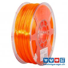 PETG Orange Transparent Filament 1.75mm 1Kg eSun