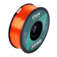 PETG Orange Transparent Filament 1.75mm 1Kg eSun