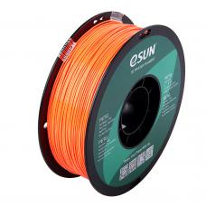 PETG Orange Solid Filament 1.75mm 1Kg eSun