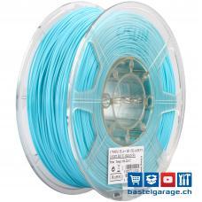 PLA+ Hellblau Filament 1.75mm 1Kg eSun