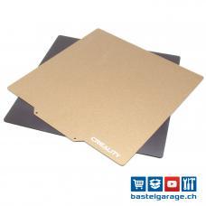 235x235mm PEI Magnetische Federstahl Bauplatte für Ender 3 Pro / CR-20 Pro