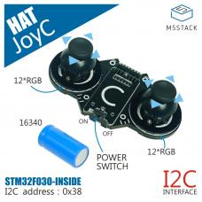 M5StickC JoyC Joystick HAT