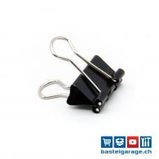 6mm Druckbett Klammer / Binder Clip