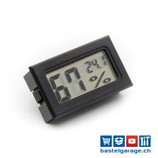 Mini Digital Thermometer Hygrometer