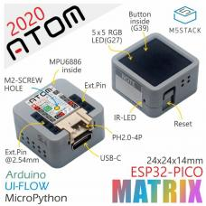 M5Stack ATOM Matrix ESP32 Development Kit