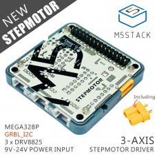 M5Stack GRBL Schrittmotor Treiber mit DRV8825