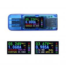 AT34 USB 3.0 Tester Messgerät mit Kapazitätsmessung