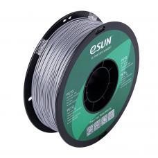 PETG Solid Filament 1.75mm Silber 1Kg eSun