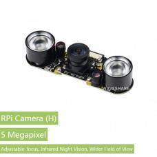 Raspberry Pi Fisheye Kamera (H) IR-Cut / Infrarot Nachtsicht
