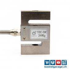 200Kg YZC-516C Load Cell Gewichtssensor