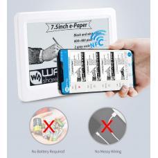 7.5inch passives NFC betriebenes e-Ink / e-Papier Display