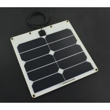 5V 2A Semi flexibles monokristallines Solarmodul 10W